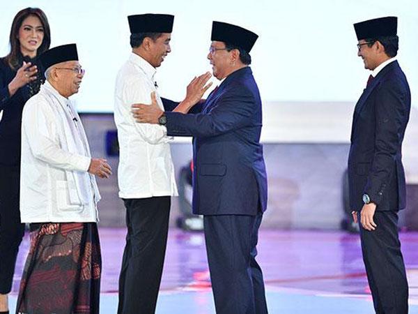 Jokowi-Ma'ruf Dijanjikan Jabatan Ini Jika Prabowo-Sandi Menang Pilpres 2019