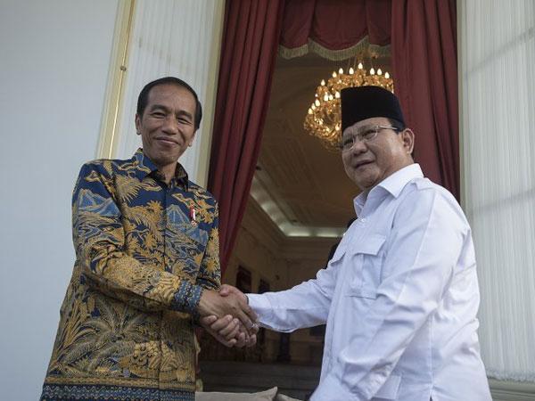Bocoran Nama-nama Timses Jokowi-Ma'ruf dan Prabowo-Sandiaga