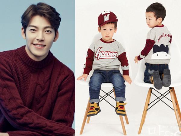 Setelah EXO, Kim Woo Bin Juga Ingin Bertemu Si Kembar Seoeon dan Seojoon!