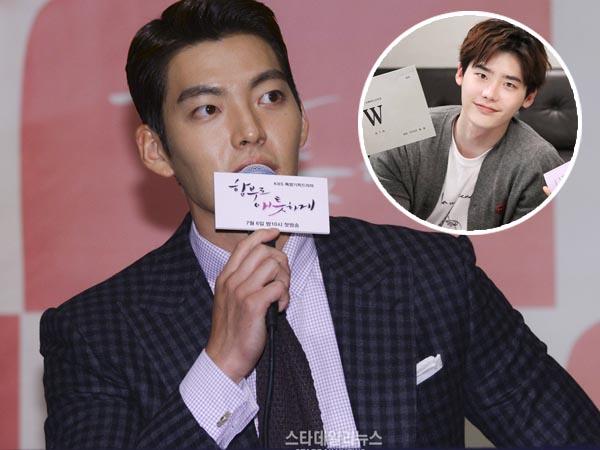 Tayang Di Waktu Sama, Apa Kata Kim Woo Bin Terhadap 'Persaingannya' dengan Lee Jong Suk?