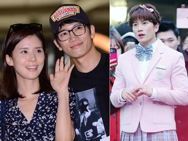 Adegan Kocak Ji Sung Jadi Ahn Yo Na Malah Buat Sang Istri Menangis!