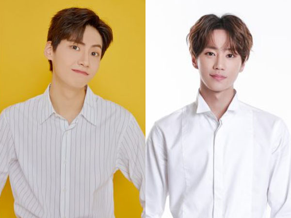 Lee Jinhyuk UP10TION dan Jun U-KISS Dikonfirmasi Bintangi Variety Show Baru