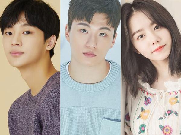 Lee Shin Young dan Shin Seung Ho Jadi Pemain Utama Drama Baru KBS Bareng Kim So Hye