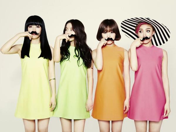 Baru Debut, Girl Group MAMAMOO Langsung Gaet Banyak Idola K-Pop Di Video Musiknya!