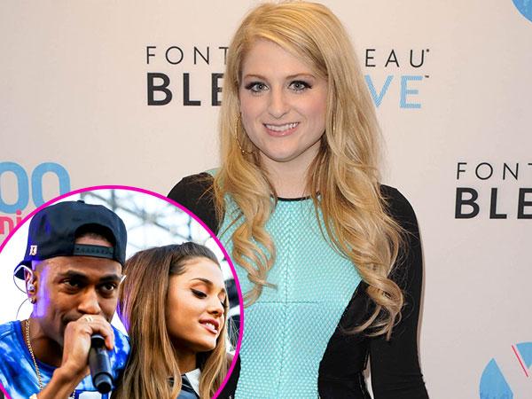 Ingin Punya Hubungan Seperti Ariana Grande dan Big Sean, Meghan Trainor Ingin Pacari Sesama Bintang Pop?