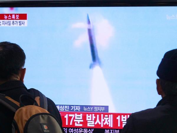 Korea Selatan Uji Rudal yang Mampu Hancurkan Pyongyang