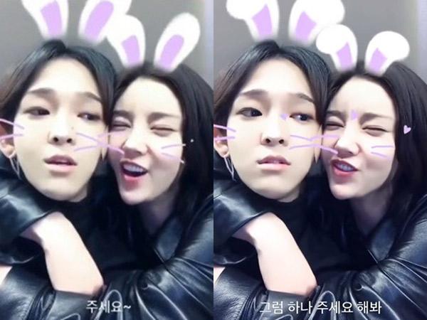 Inilah Fakta Sebenarnya Dibalik Rumor Pacaran Nam Taehyun dan Son Dam Bi