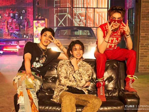 Yuto, Kino, dan Wooseok PENTAGON Puncaki Chart iTunes di Sejumlah Negara dengan 'Cerberus'