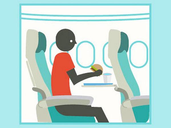 Bukan Kunci Pintu Toilet Atau Seatbelt, Ini Tempat Paling Kotor Di Pesawat Terbang