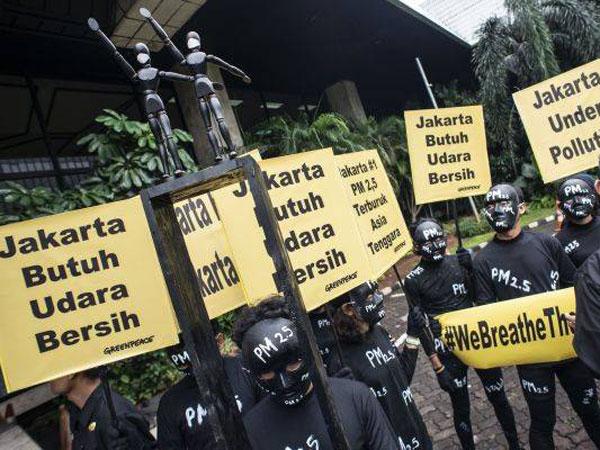 Jawaban Gubernur Anies yang Digugat Perkara Polusi Udara Jakarta yang Terlampau Buruk