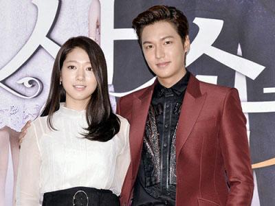 Lee Min Ho & Park Shin Hye Habiskan 3 Jam Untuk Adegan Ciuman!