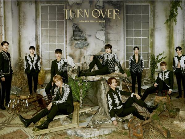 Album Comeback SF9 Terjual Hampir Dua Kali Lipat dari Sebelumnya