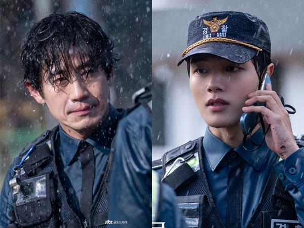Beda Generasi, Shin Ha Kyun dan Yeo Jin Goo Saling Puji Kemampuan Akting