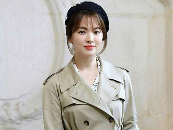 Song Hye Kyo Beberkan Rahasia Punya Kulit Bersih dan Mulus