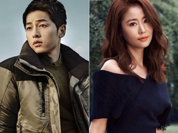Usai Song Hye Kyo, Song Joong Ki Kembali Dirumorkan Pacaran dengan Aktris Taiwan Ini?