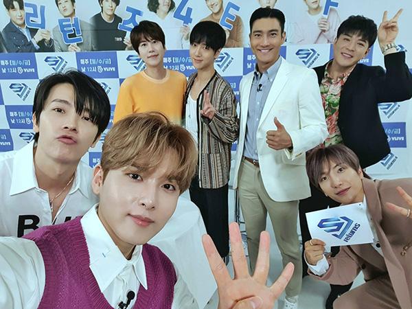 Super Junior Bocorkan Konten Seru di Acara SJ Returns 4, PD Sebut Member yang Paling Gila
