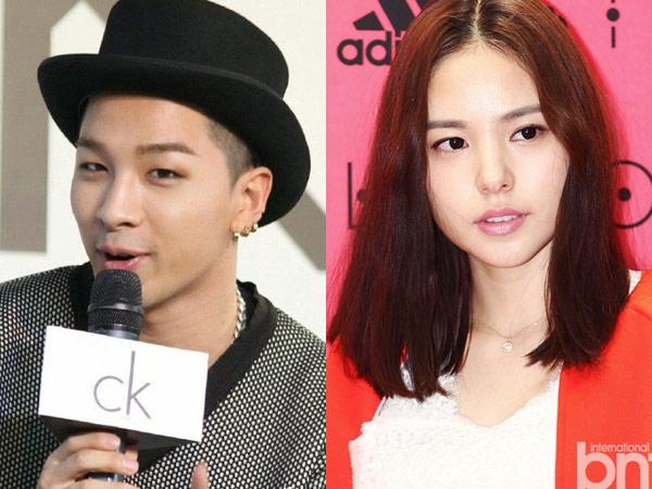 Rekan Terdekat Ungkap Taeyang dan Min Hyo Rin Telah Pacaran Selama 2 Tahun