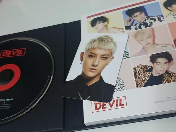 Wah, Fans Temukan Photocard Tao di Dalam Album Baru Super Junior dan SNSD?