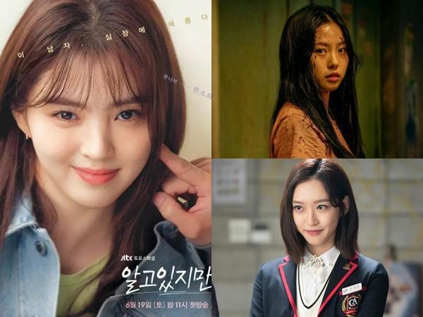 5 Aktris Muda Korea yang Sedang Naik Daun