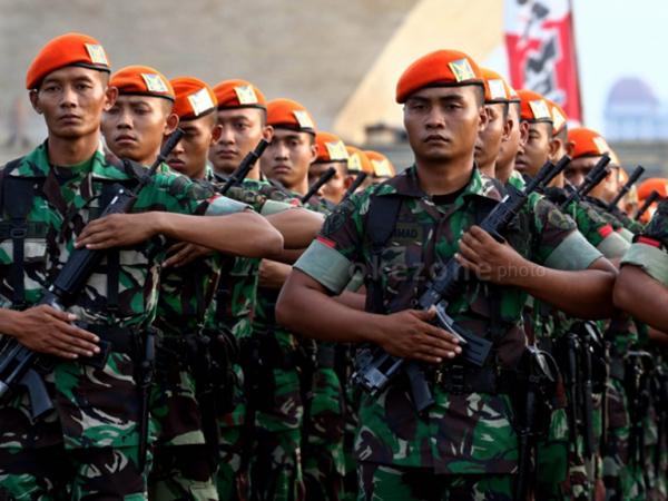 Inilah 3 Lapis Pengamanan TNI-Polri Selama KAA Ke-60