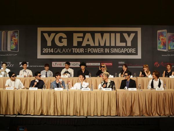 Para Artis YG Entertainment Akan Jadi Karakter dalam Mobile Game!