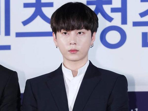 Agensi Highlight Rilis Pernyataan Resmi Terkait Hengkangnya Junhyung dari Grup