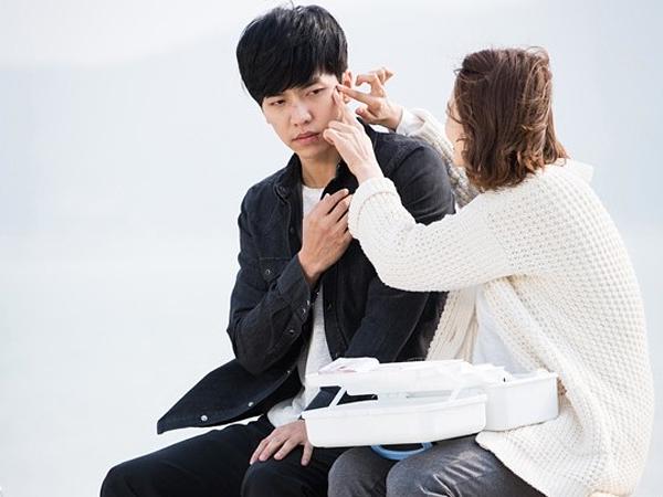 Lukai Matanya Saat Syuting Adegan Laga, Lee Seung Gi Dilarikan ke UGD!