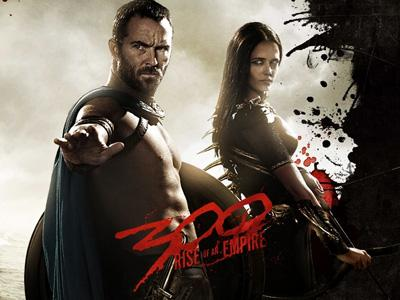 Intip Pertarungan Seru film '300: Rise of an Empire'!