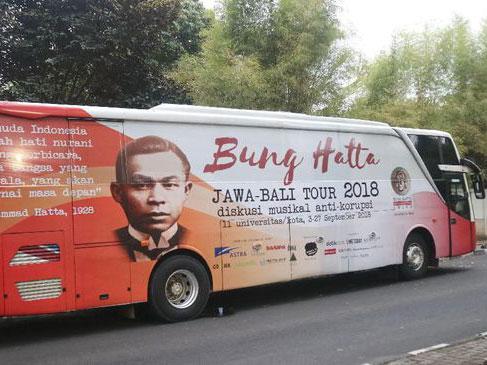 Bangun Semangat Anti-Korupsi, Mahasiswa Adakan Diskusi Musikal