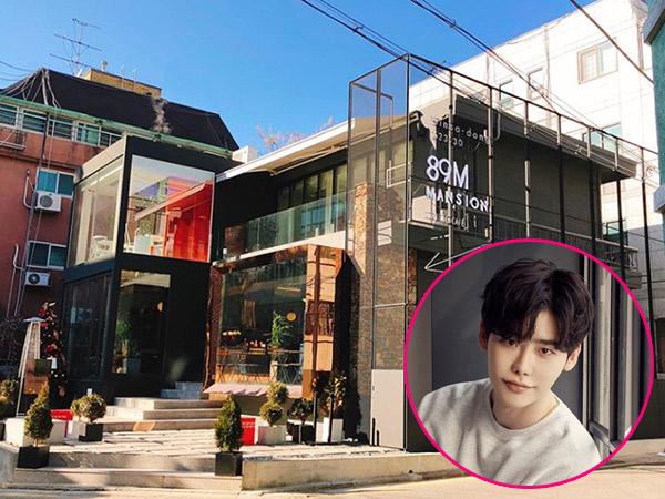 Berkunjung Sambil Menyeruput Kopi ke Kafe Milik Lee Jong Suk yang Super Nyaman