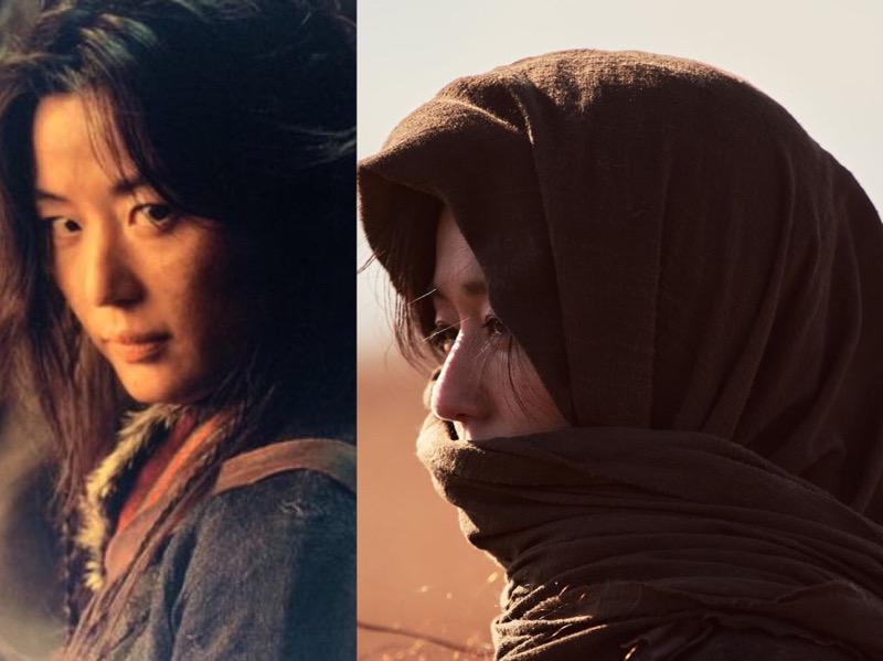Penulis dan Sutradara Bocorkan Karakter Jun Ji Hyun di Kingdom: Ashin of the North