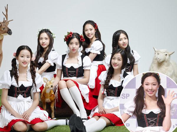Baru Debut, Girl Group April Langsung 'Kehilangan' Leadernya!