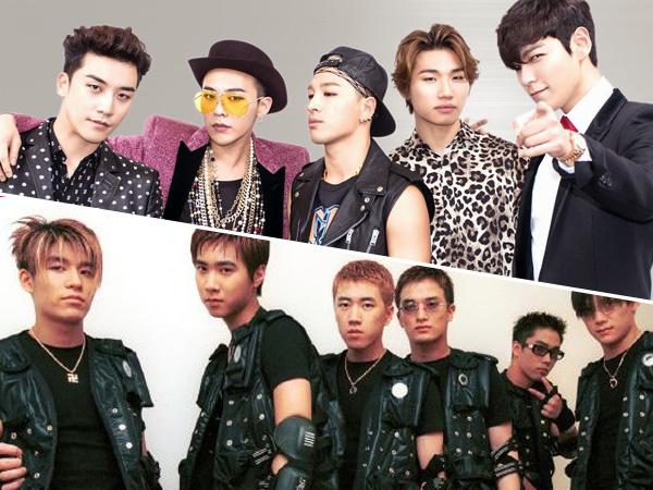 Gabung ke YG, Grup Senior Sechs Kies Tandatangani Kontrak yang Sama dengan Big Bang!