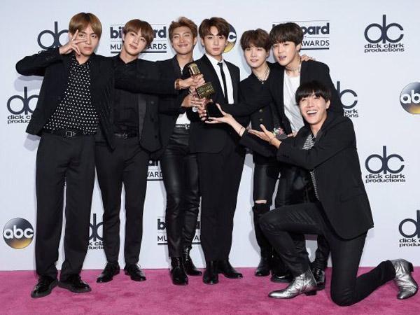 Selamat, BTS Raih Penghargaan di 'Billboard Music Awards 2017'!