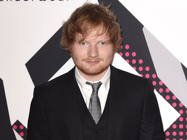 Dituduh Plagiat Lagu Marvin Gaye 'Let's Get It On', Ed Sheeran Dituntut!