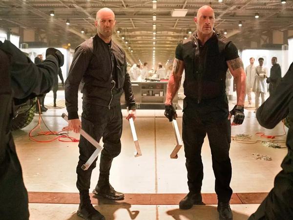 Ada Letupan Api, Penayangan Perdana 'Fast & Furious: Hobbs & Shaw' Dihentikan Sementara