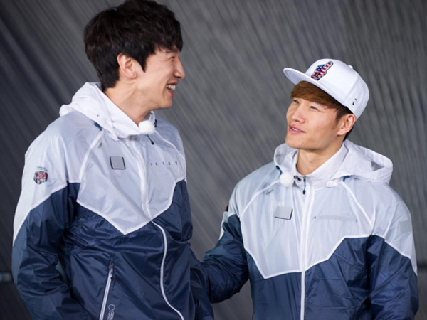 Kocak, Begini Cara Lee Kwang Soo Ucapkan Ulang Tahun Untuk Kim Jong Kook