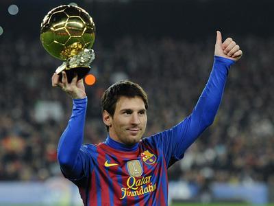 Wow, Kisah Hidup Lionel Messi Segera Difilmkan!