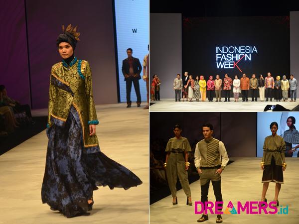Opening Ceremony #IFW2016 : Ini Yang Harus Kamu Ketahui Tentang Fashion Indonesia