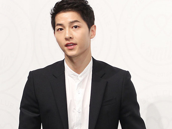 Kembali Jadi Tentara di Film Barunya, Song Joong Ki Pamer Foto Setelah Cukur Rambut!
