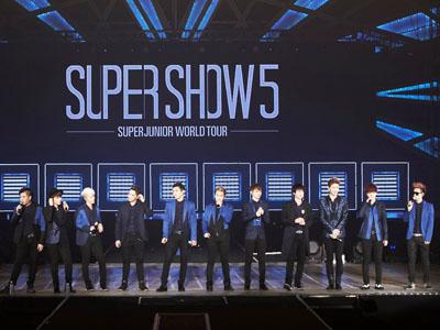 Wow, 'Super Show 5' Jakarta Bawa 40 Ton Perlengkapan!