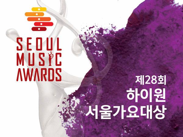 Digelar Tahun Depan, Ini Dia Nominasi '28th Seoul Music Awards' yang Bisa Dipilih Fans