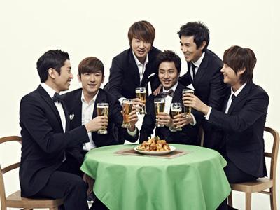 Member Shinhwa Pernah Ada yang Hampir Menikah?