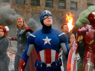 Berniat Jadi Bintang Captain America?