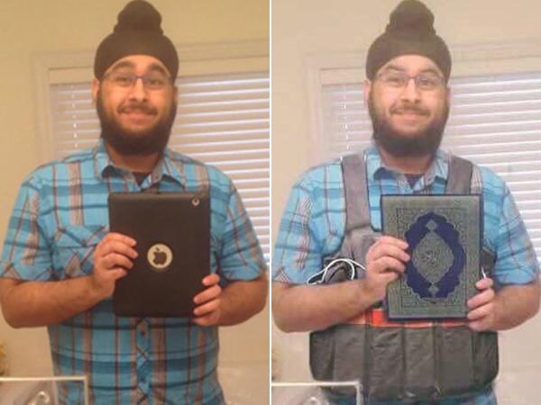 Foto Selfie Editan Beredar, Pria Ini Disangka Pelaku Teror Paris