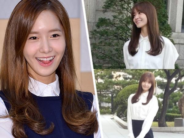 Kecantikan Alami YoonA SNSD di Foto Kelulusannya Sukses Hebohkan Netizen!