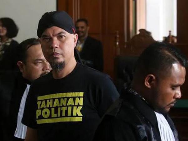 Sudah Divonis Penjara, Ahmad Dhani Jalani Sidang Kasus Baru Terkait Vlog 'Idiot' di Surabaya