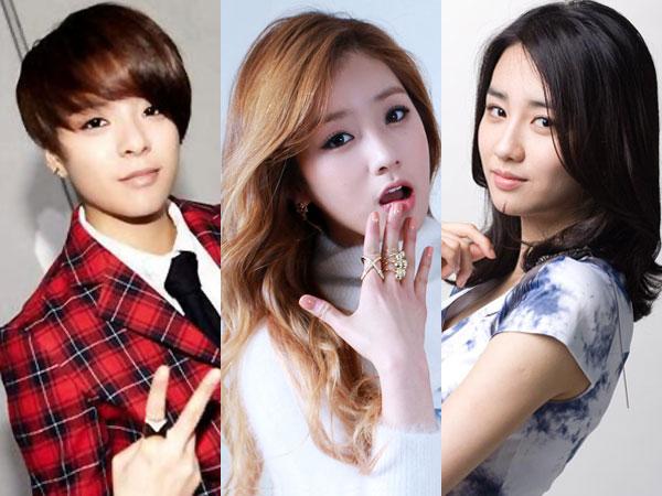 Amber f(x), Bomi A Pink & Park Ha Sun Gabung Dalam 'Real Men' Versi Wanita Season 2?