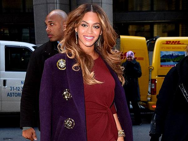 Pakai Jaket Kebesaran, Beyonce Knowles Sengaja Tutupi Kehamilan Anak Kedua?