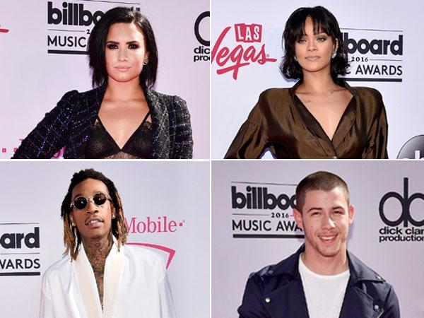 Ini Daftar Lengkap Pemenang Billboard Music Awards 2016!